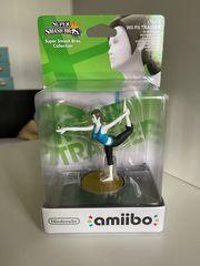 Amiibo Figur Wii Fit Trainer