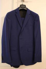 HUGO BOSS Slim-Fit Anzug aus