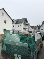 Schrott Abholung Schrotthändler Bensheim