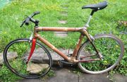 Bambus Fahrrad Bambusrad RH52