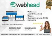 WEB- und APPERSTELLUNG DESIGN MARKETING