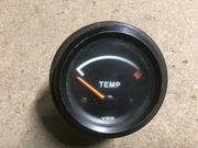 Porsche 914 Instrumente Öltemperatur Temperatur