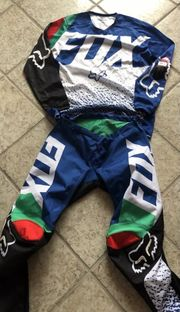 FOX Motocross Kombo Damen NEU