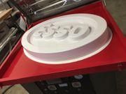 CNC Maschine Vakuum Formmaschine