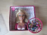 Trend Frisurenkopf Barbie Stile Mille