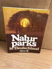 Buch Naturparks in Deutschland