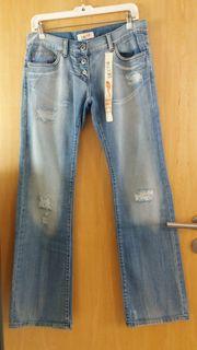 Jeanshose gr 30 32 neu