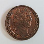 Britannia SC Hadrianus Augustus Reklamemarke
