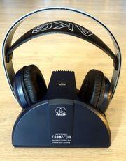 Funk-Bügelkopfhörer AKG 405 AFC II
