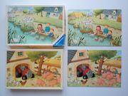 Ravensburger Puzzle Ein Tag auf