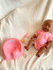 Baby Born mit Zubehör
