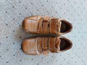 Claudio Conti Leder Schuhe Gr