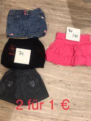 Mädchenkleidung Gr74 80