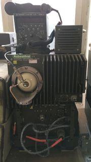 Sender Empfänger XK 405 Funkgerätesatz
