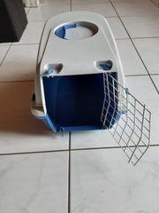 Reserviert Katzen Transportbox