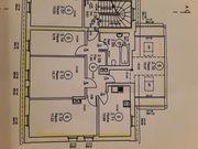 4-Raum-Wohnung mit Wohnküche WG-geeignet