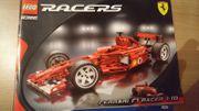 LEGO 8386 Racers Ferrari F1