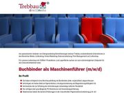Buchbinder als Maschinenführer m w