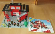 Lego Feuerwehr Nr 6382 komplett