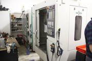 CNC Bearbeitungszentrum Hardinge Unitech GX