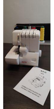 AEG Overlock 760A