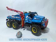 LEGO Technic 6x6 Abschleppwagen 42070