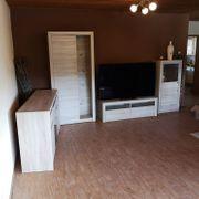 4 Teiliges Wohnzimmerschrank Set mit