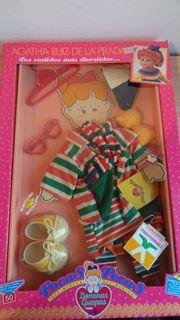 Puppenkleidung - Set NEU - Größe groß
