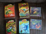 Englische Kinderbücher CDs und Spiele