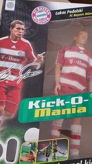 kick o mania Figur