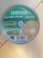 DVD Rohlinge von Maxell 4