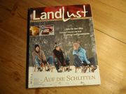 Zeitschrift LANDLUST