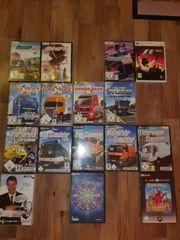 PC Spiele Sammlung 16 Spiele