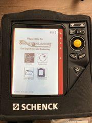 Schenck Smart Balancer 2 Auswuchten
