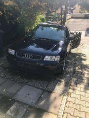 Audi A3 blau