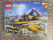 Lego System 6451 Boot mit