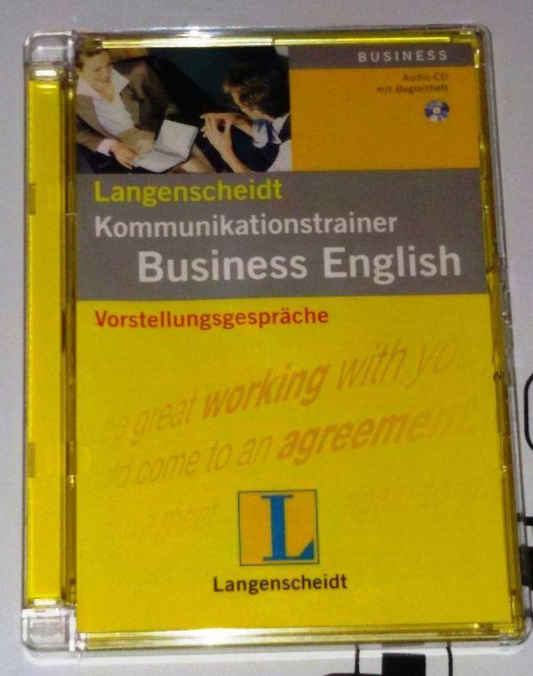 Langenscheidt Kommunikationstrainer Business English