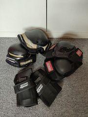 Skater-Schutzausrüstung