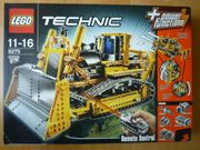 LEGO TECHNIC 8275 RC Bulldozer