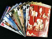 Playboy Jahrgang 2007 komplett inkl