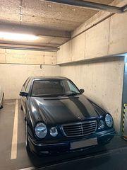Mercedes E320 mit Tüv 03