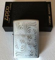 Original Zippo unbenutzt in Standardverpackung