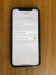 iPhone XR 128GB schwarz - 400EUR