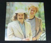 Simon and Garfunkel Schallplatte LP