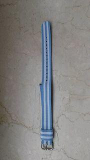 Nylon Uhrarmband 18 mm - NEU