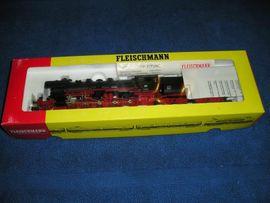 Bild 4 - Fleischmann 1179 Dampflok BR 50 - Weil am Rhein Haltingen