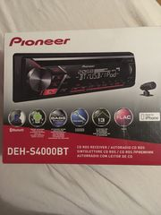 PIONEER Autoradio Bluetooth Aux USB