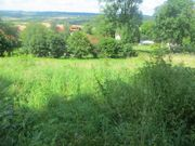 Baugrundstück in Schillingsfürst