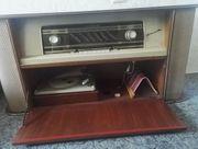 Simonetta Radio Plattenspieler