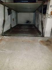 Tiefgaragenstellplatz zu vermieten Duplex unten
